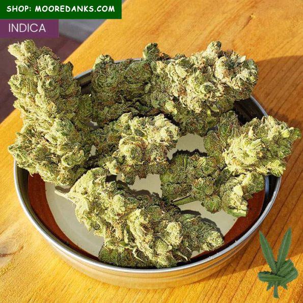 Blue-Cheese-Marijuana-Strain-595×595