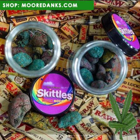 Skittles moonrocks